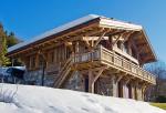 Архитектура дома Шале