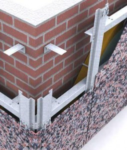 Зазор при вент фасаде