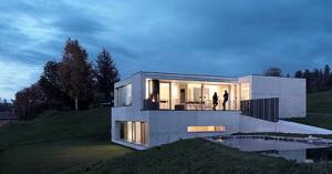 Архитектура в минимализме