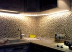 Светодиоды на кухне